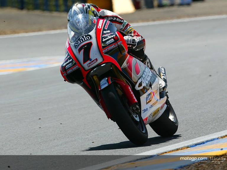 De Puniet Le Mans 2004