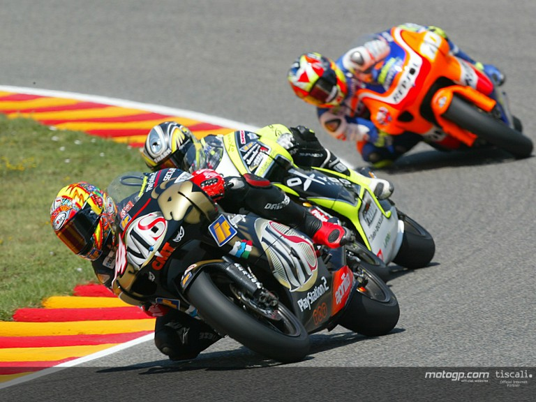 Group 250 action Mugello 2003