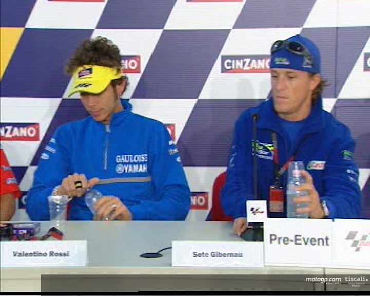 Pre-event Press Conference - Mugello