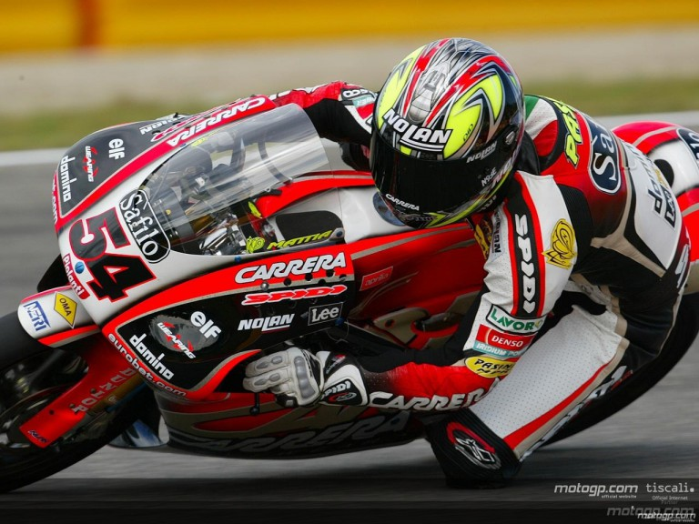 125cc Circuit Action Shots - Mugello