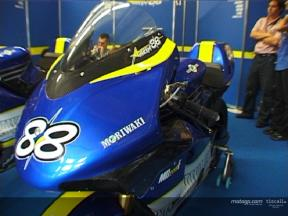 First of five wildcards at Mugello for Team Moriwaki