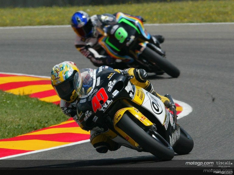250cc Circuit Action Shots - Mugello