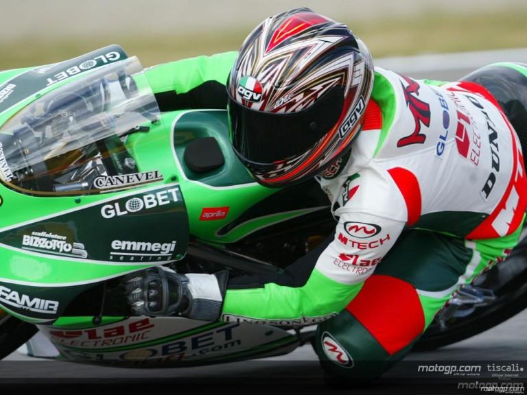 125cc Circuit Action Shots - Mugello