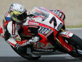 De Puniet Jerez 2004