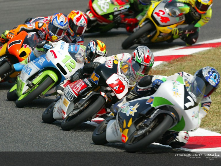 Group 125 Catalunya 2003