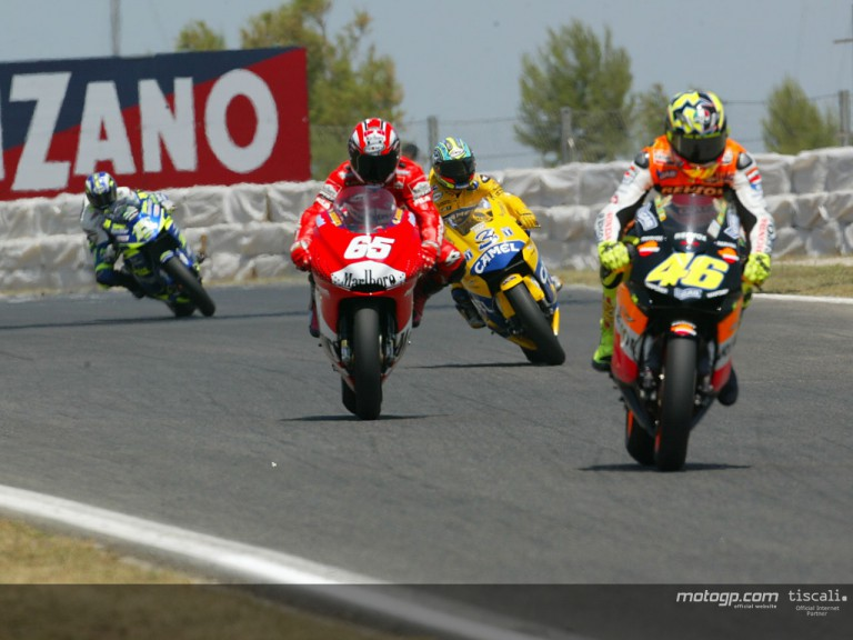 Group motogp Catalunya 2003