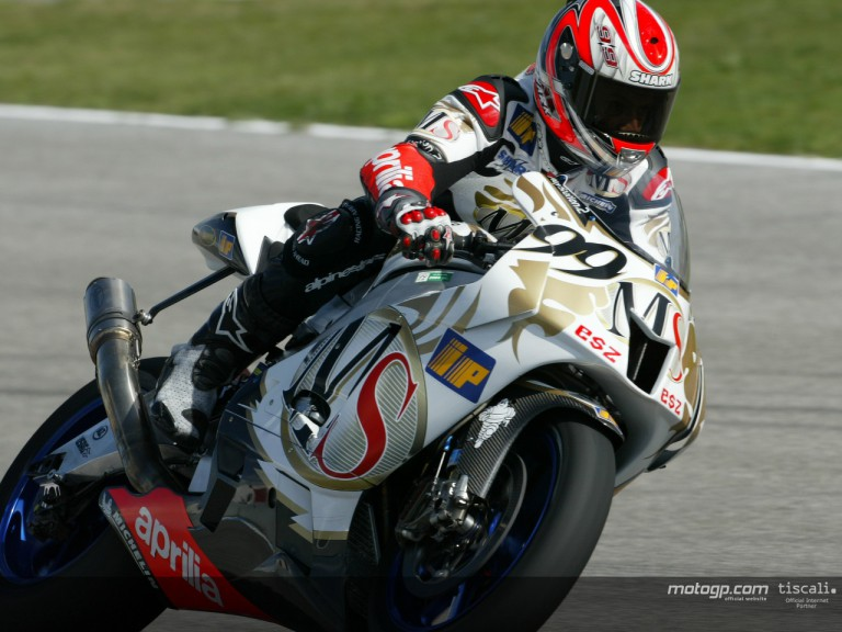 McWilliams action Jerez 2004