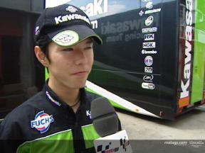 Interview de Shinya Nakano
