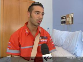 Interview with Marco Melandri
