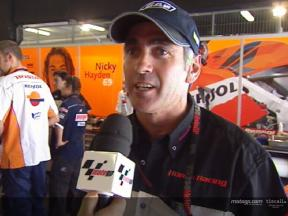 Interview with Mick Doohan