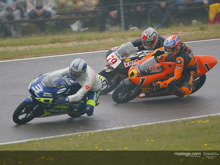 Group 125 action Assen 2003