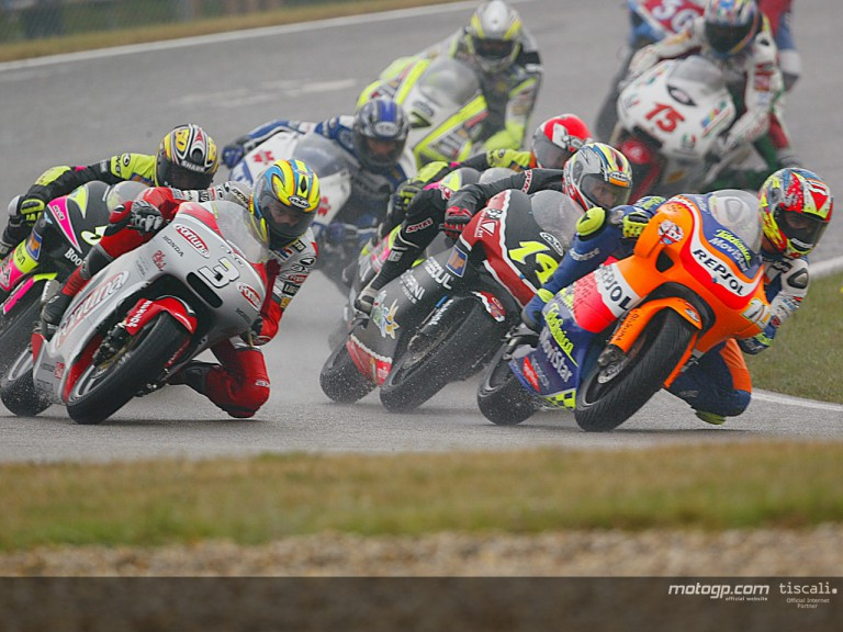 Group 250 action Assen 2003