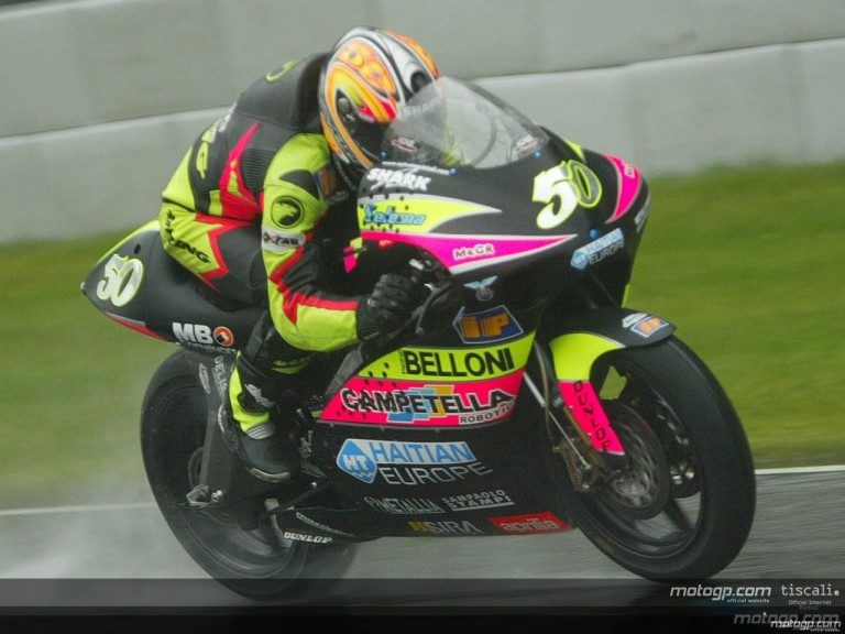 250cc Circuit Action Shots - Dutch TT