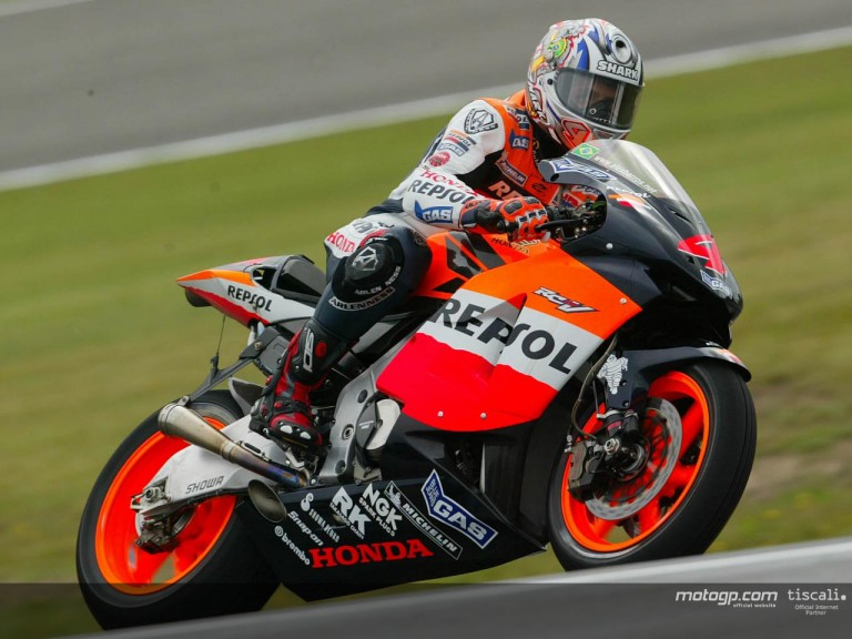 MotoGP Circuit Action Shots - Dutch TT