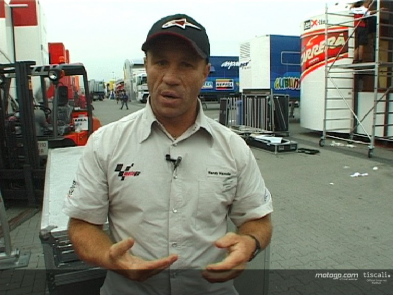 Randy Mamola´s Expert Eye on race at Assen