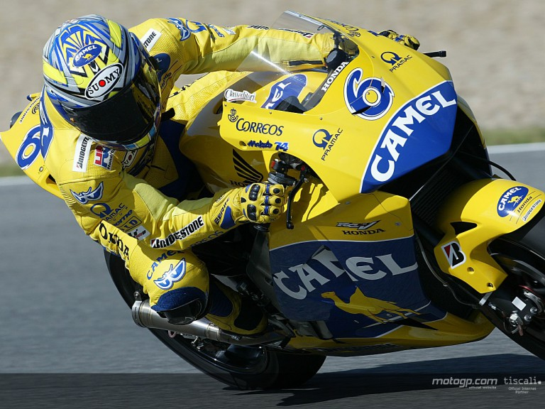 Tamada action Jerez 2004