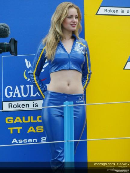 Paddock Girls - Assen