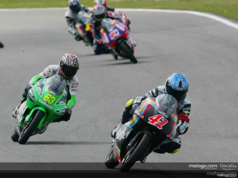 125cc Circuit Action Shots - Dutch TT