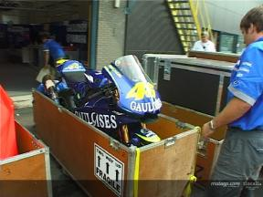 MotoGP paddock packs up for Rio