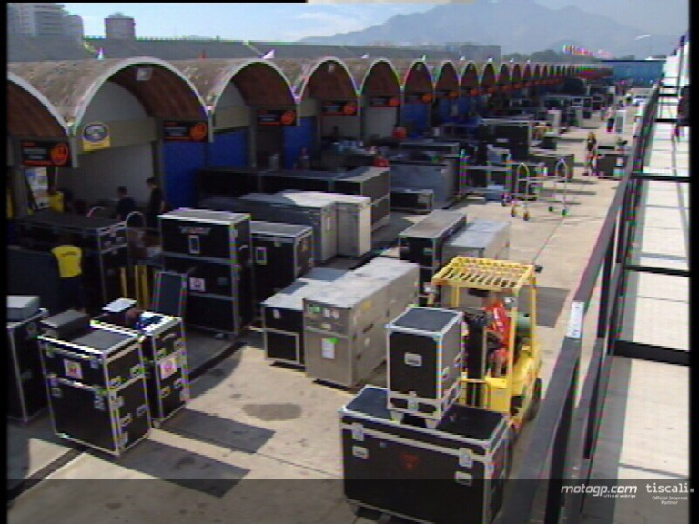 MotoGP riders touch down in Brazil