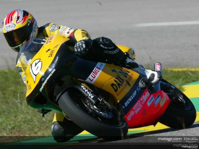 250cc Circuit Action Shots - Nelson Piquet