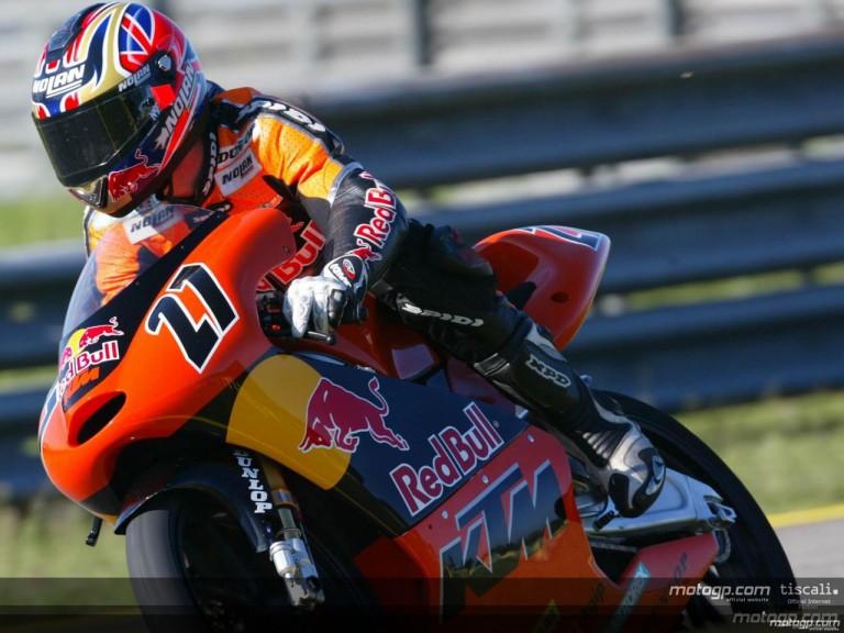 250cc Circuit Action Shots - Nelson Piquet