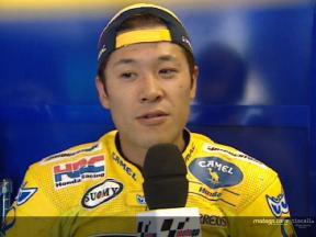 公式予選2: 玉田 インタビュー
