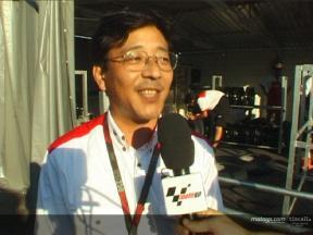 Hiroshi Yamada interview