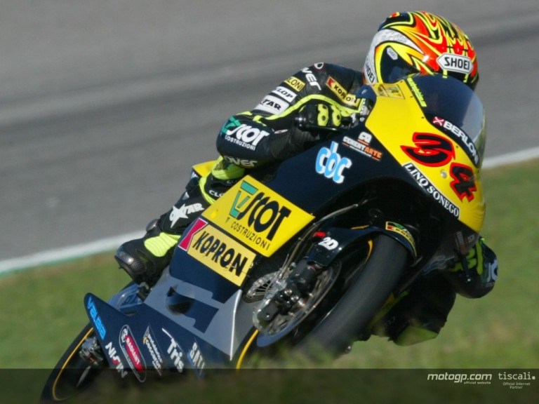 125cc Circuit Action Shots - Nelson Piquet