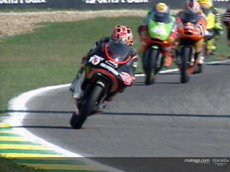 Video Highlights  (BRA 125cc)