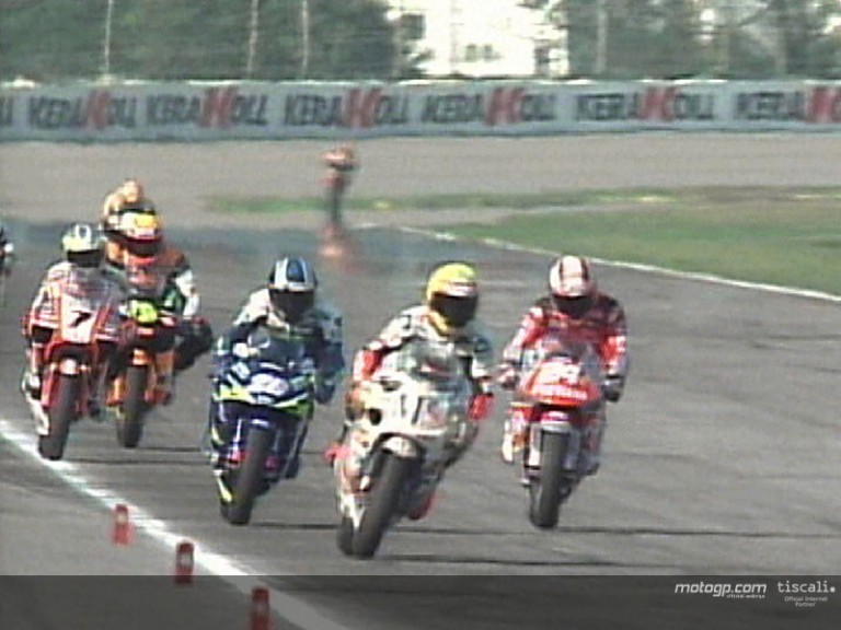 Race - Full session HIGH quality - Cinzano Rio Grand Prix