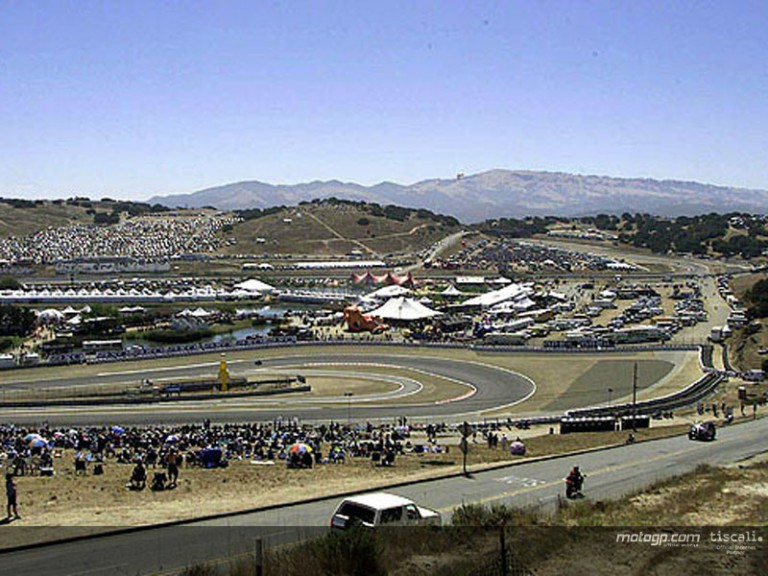 Circuito Laguna Seca