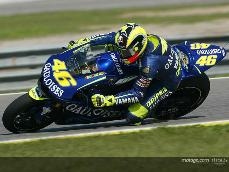 Rossi action Rio 2004