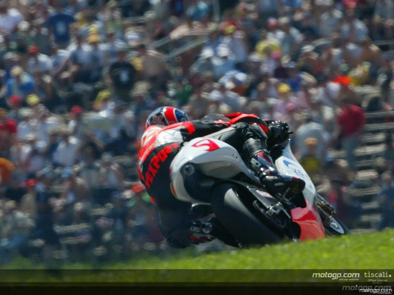 250cc Circuit Action Shots - Sachsenring