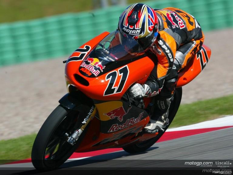 125cc Circuit Action Shots - Sachsenring