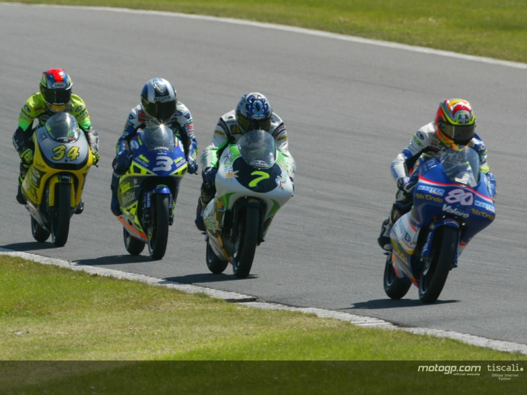 Group125 Donington 2003