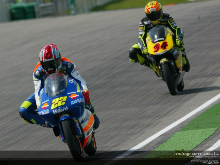 125cc Circuit Action Shots - Sachsenring
