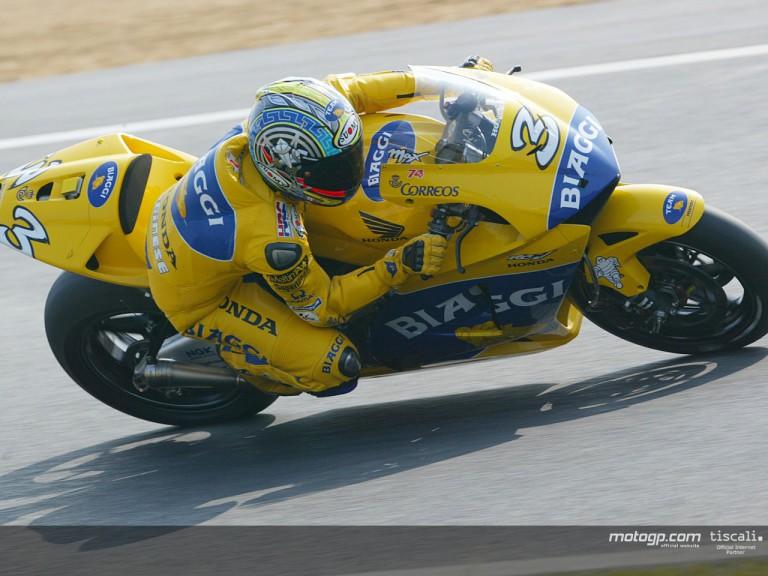 Biaggi action 2004