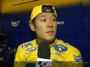 決勝レース: 玉田 インタビュー