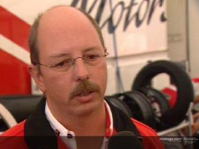 Thomas Scholz interview - Bridgestone Service Coordinator