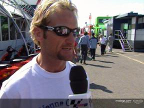 Carl Fogarty interview - Ex WBK Champion