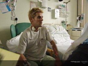 La recuperación milagrosa de Checa en el 1998