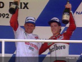 Wayne Rainey - 1992 World Champion