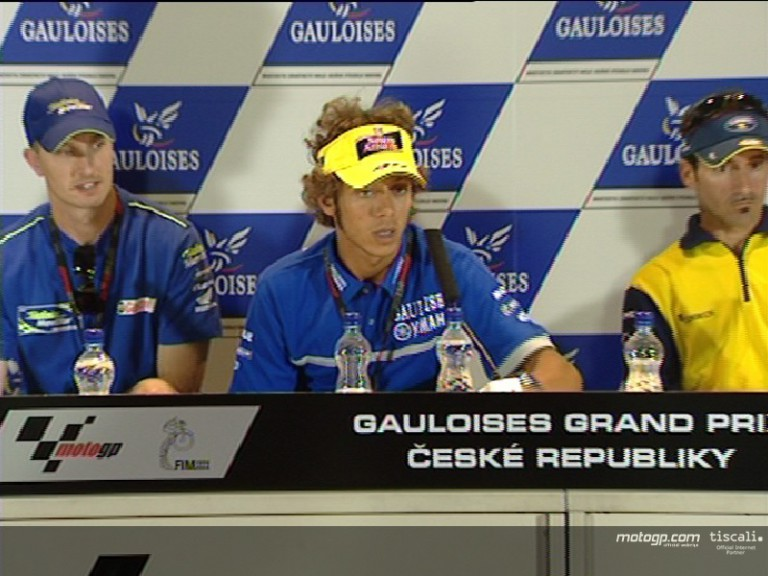 Pre event Press Conference at Brno