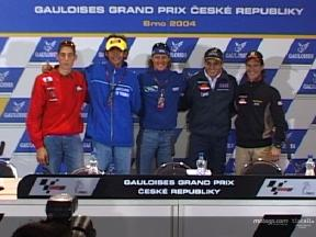 Qualifying Press Conference at BRNO