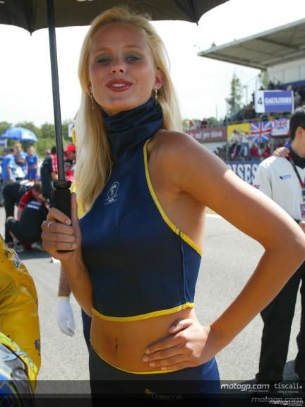 Paddock girls - Brno