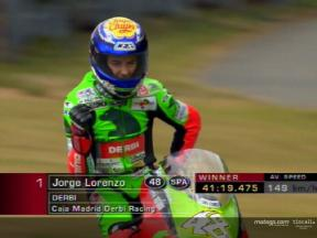 Vídeo Resumen  (carrera 125cc)