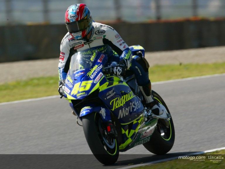Edwards Action Mugello