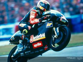 A century of victories for Aprilia