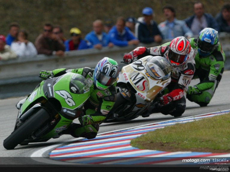 MotoGP Circuit Action Shots - BRNO